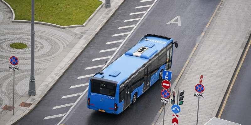 Собянин рассказал о том, как развивается наземный транспорт в Москве. Фото: Е.Самарин, mos.ru