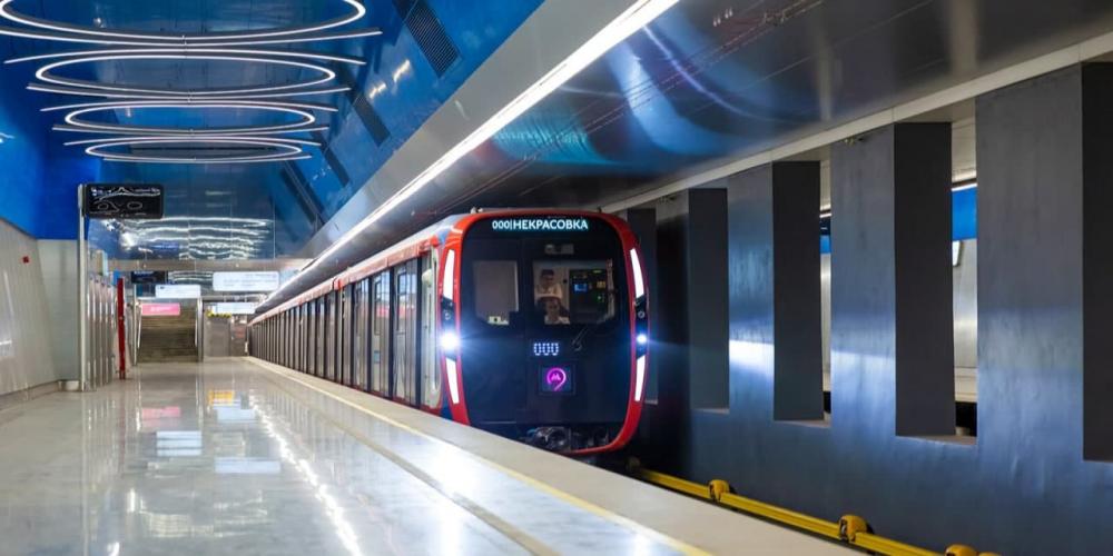 Парк вагонов столичной подземки обновится на 80% до конца 2023 года. Фото: mos.ru