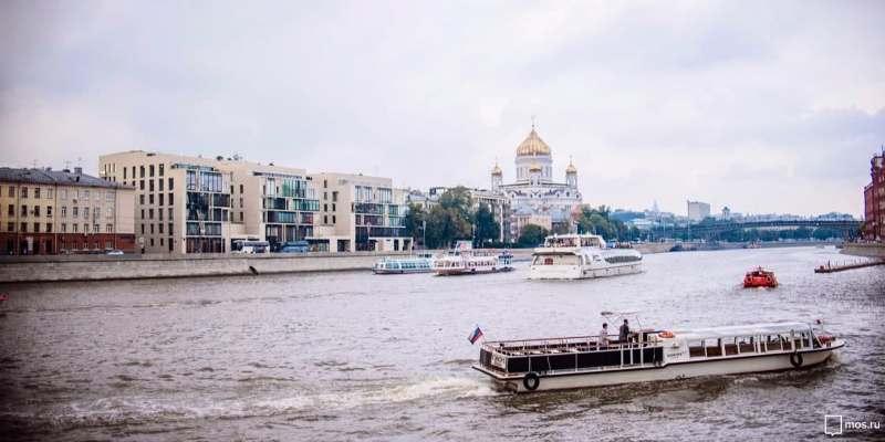 Собянин обсудил перспективы водного транспорта с жителями трех районов. Фото: mos.ru