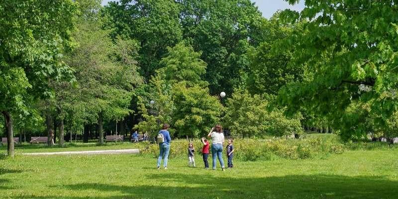 Горожане смогут принять участие в новом фотопроекте «Мы — про парки». Фото: mos.ru