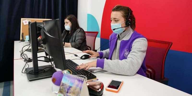 Школа обучения для волонтеров-тренеров открылась в Москве. Фото: mos.ru